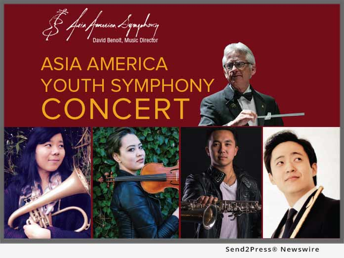 Asia America Symphony Youth Concert