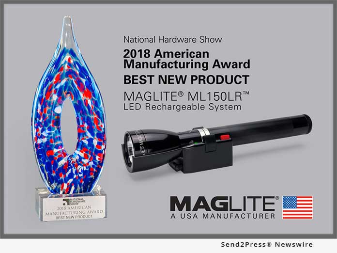 News from Mag Instrument Inc.