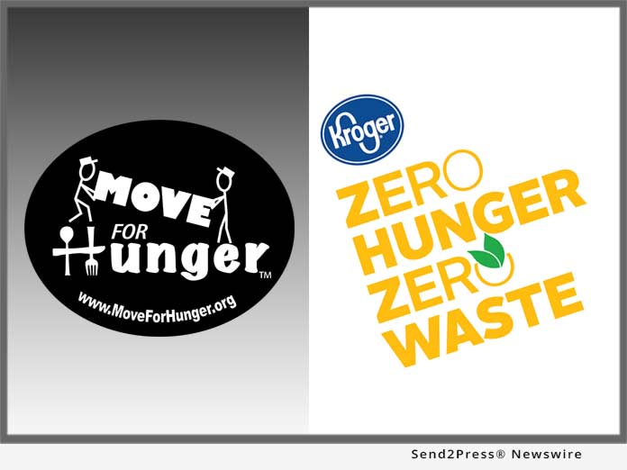 Move for Hunger and KROGER