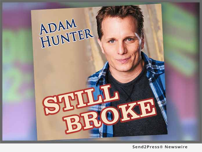 Still Broke CD by Adam Hunter
