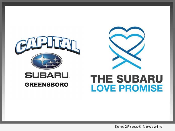 Capital Subaru Love Promise