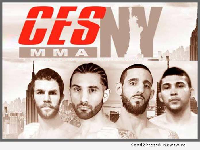 CES MMA NY