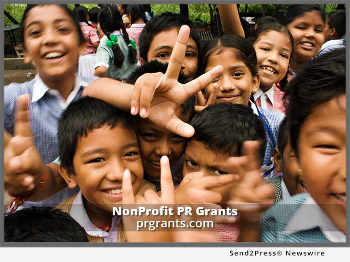 2018 NonProfit PR Grants