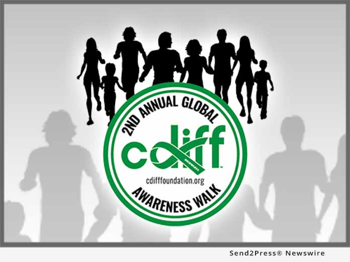 C diff awareness walk 2018