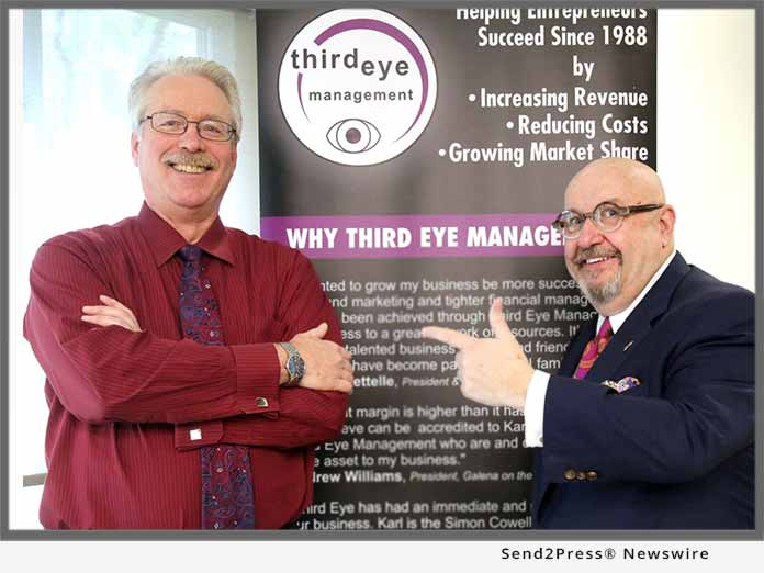 Phil and Karl of Third Eye Management