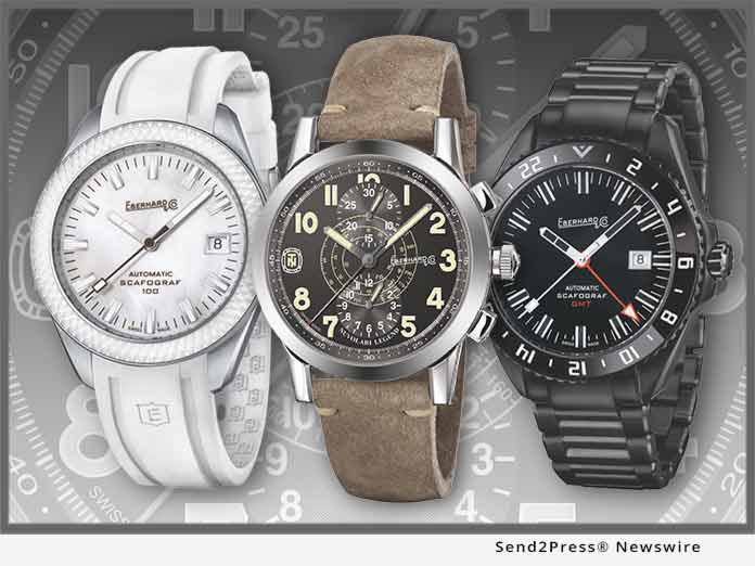 Eberhard and Co. 2018 Watches