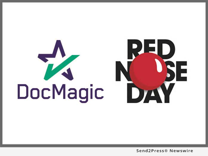 DocMagic RED NOSE DAY