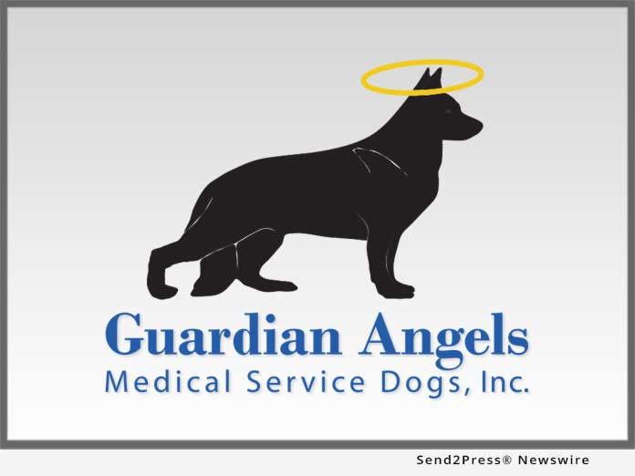 News from Guardian Angels Medical Service Dogs Inc.