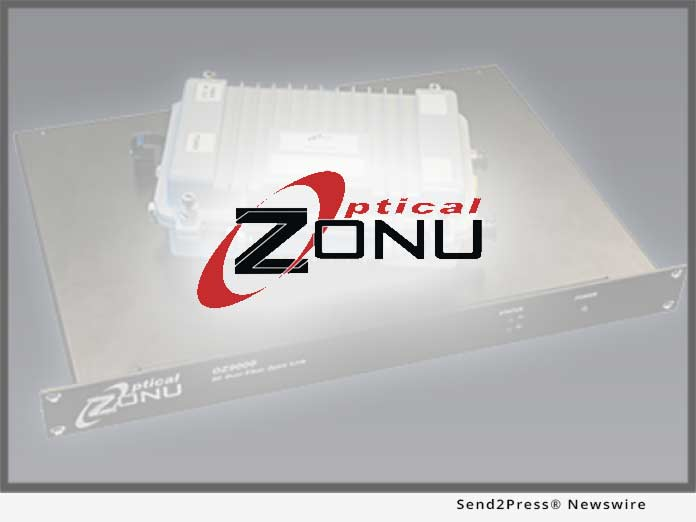 News from Optical Zonu
