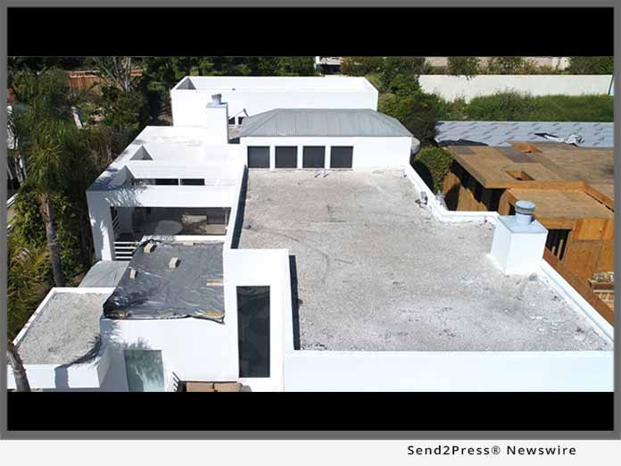 Pacific Roofing Systems - Laguna Roof BEFORE