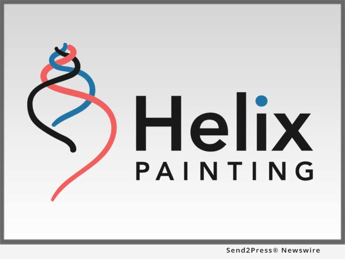 Helix Painting
