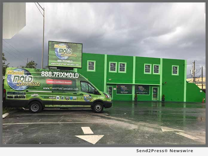 Miami Mold Specialist - new HQ