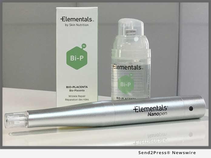 Skin Moderne Elementals Nanopen