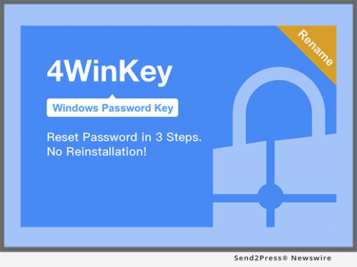 4WinKey Windows Password key