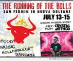 NOLA Running of the Bulls 2018