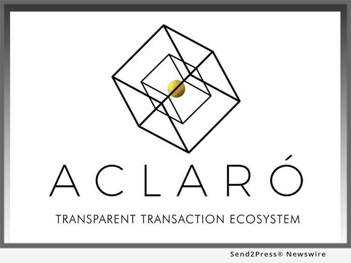 ACLARO Transparent Transaction Ecosystem