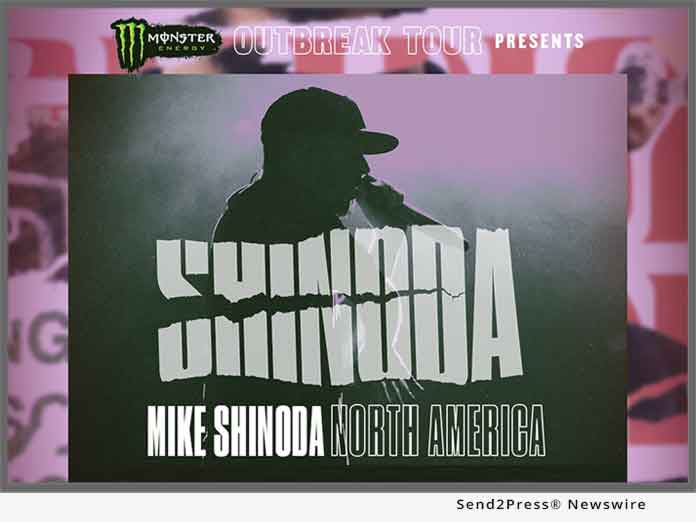 Mike Shinoda North America 2018