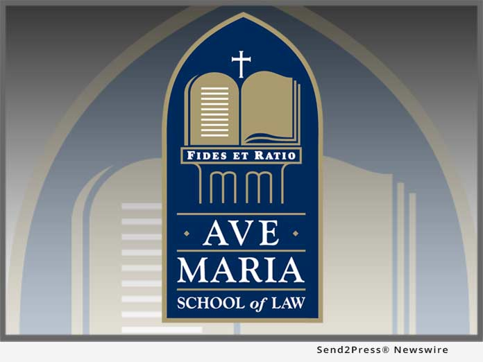 News from Ave Maria School of Law