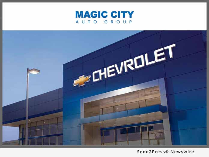 News from Magic City Auto Group