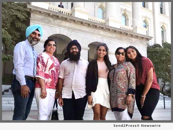 Kang and Singh Families