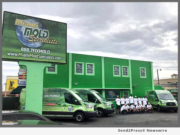 Miami Mold Specialists HQ