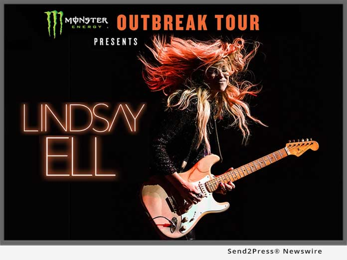 Linday Ell - Outbreak Tour