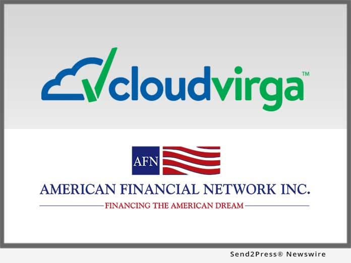 Cloudvirga and American Financial Network