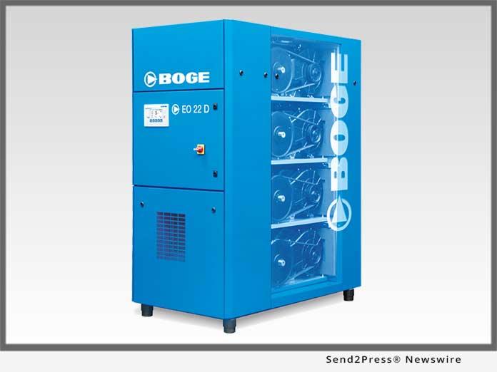 BOGE EO22D Compressor