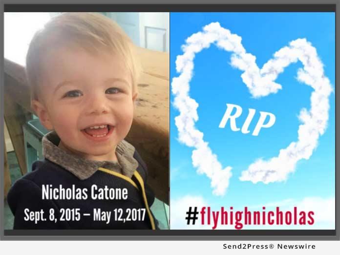 Nicholas Catone RIP