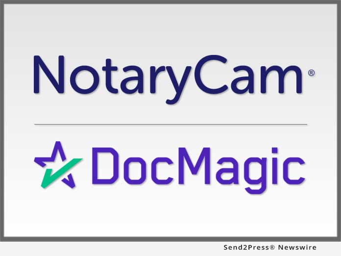 NotaryCam and DocMagic
