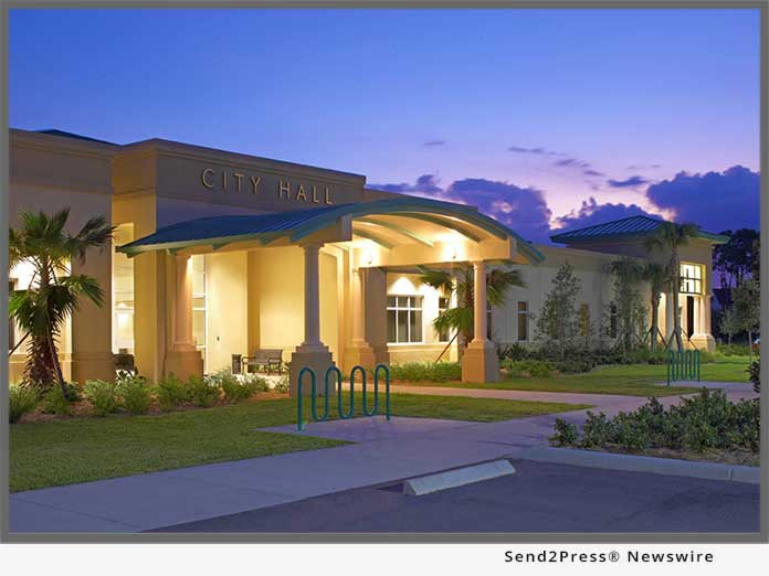 Greenacres City Hall Florida