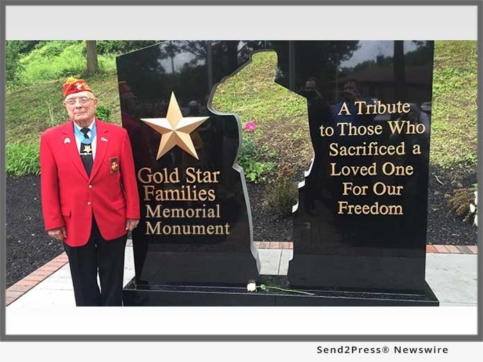 Maine Gold Star Families Memorial Monument