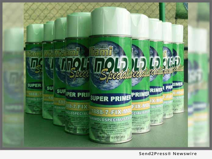 Miami Mold Specialists - Advanced Mold Prevention Product Line