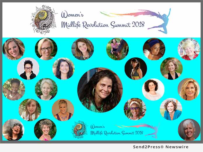 Women's Midlife Revolution Summit