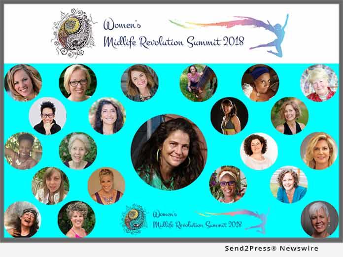 Women's Midlife Revolution Summit