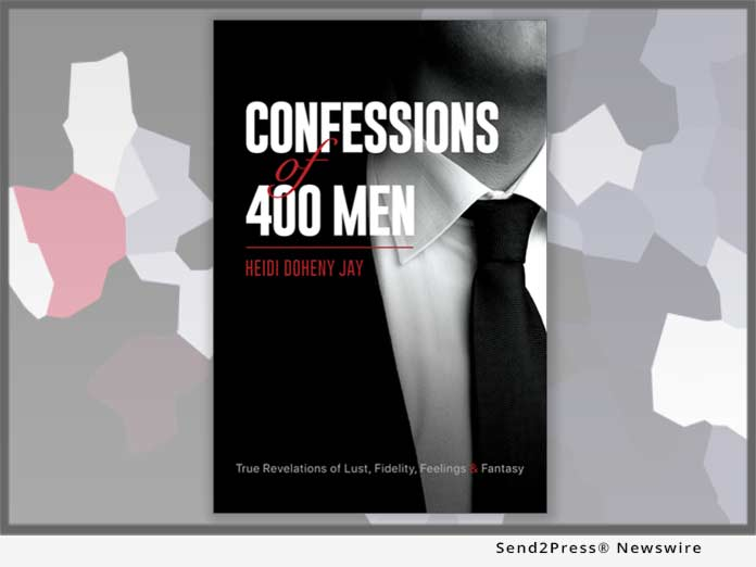 Book: Confessions of 400 Men