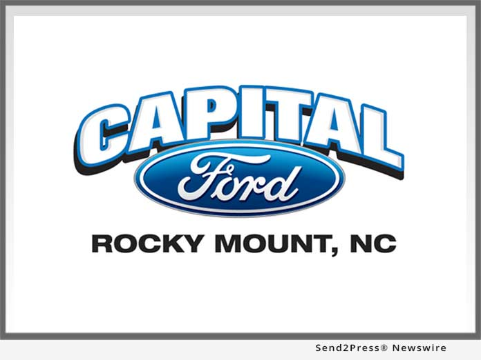 Capital Ford Rocky Mount NC