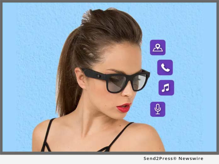 Lucyd Loud Smart Eyewear