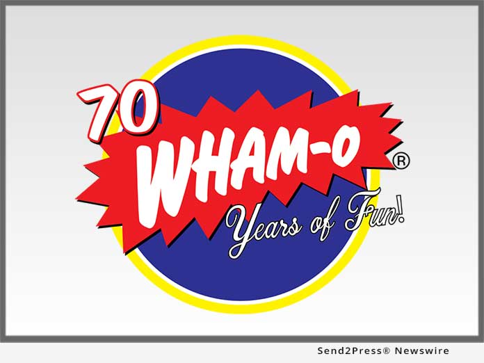 WHAM-O 70 Years of Fun!
