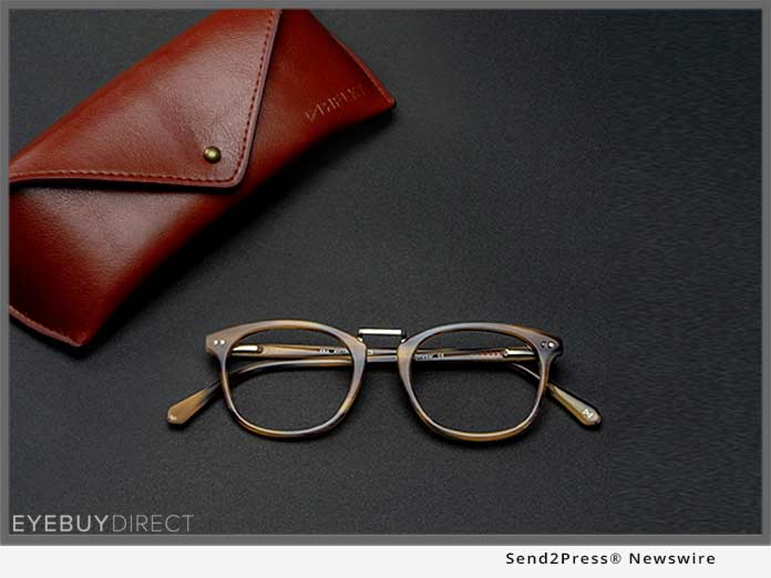 EyeBuyDirect Era Brown Striped