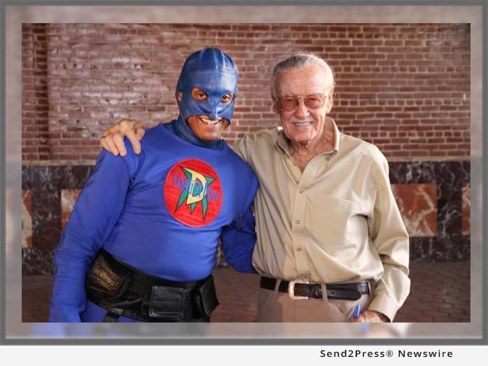 Dangerman and Stan Lee