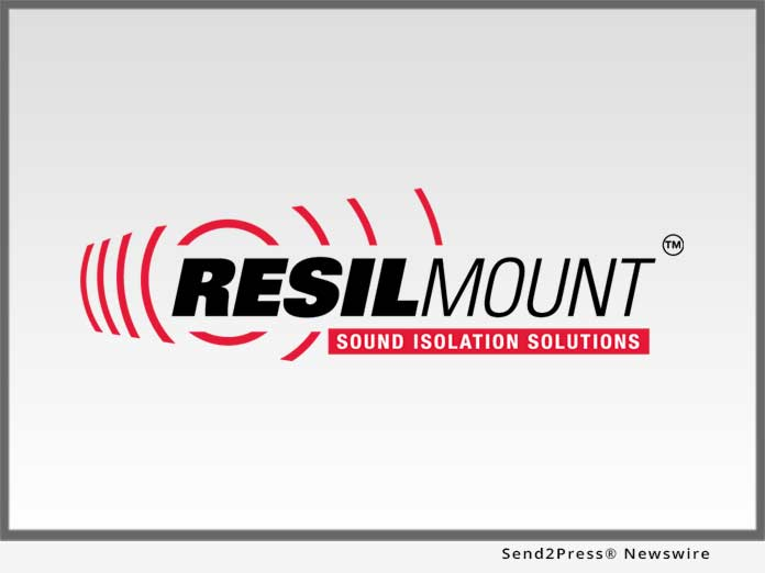 ResilMount Sound Isolation