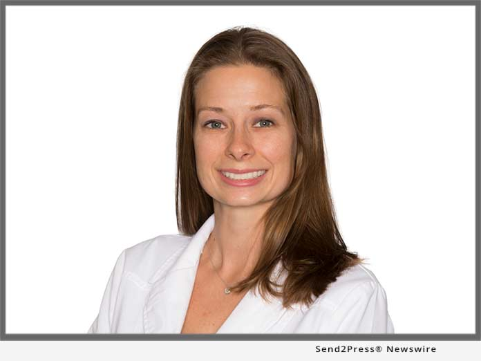 Tiffany Dudley of Spodak Dental