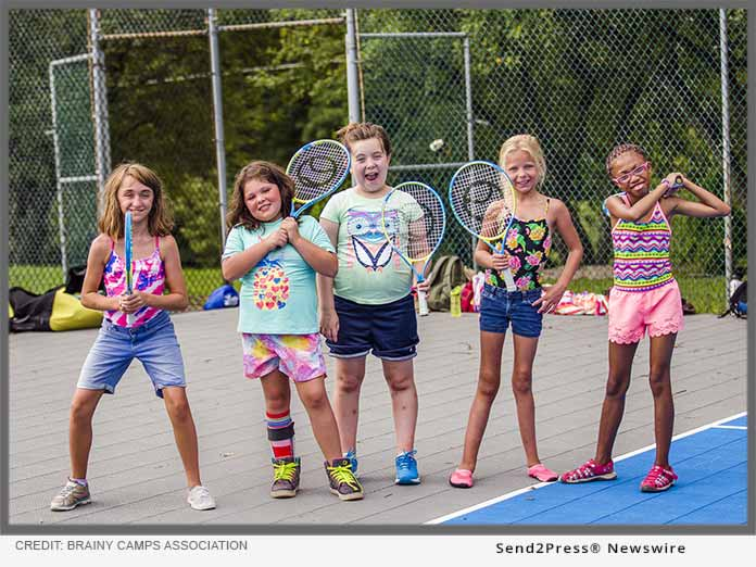 Brainy Camps Assoc Tennis