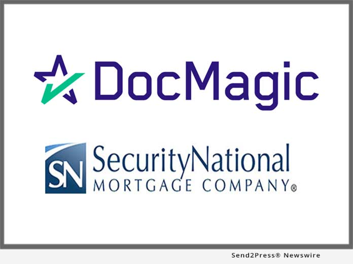 DocMagic and SecurityNational Mortgage