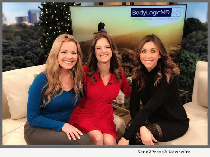 Leisa Hart, Jen Landa M.D., and Christine Pullara