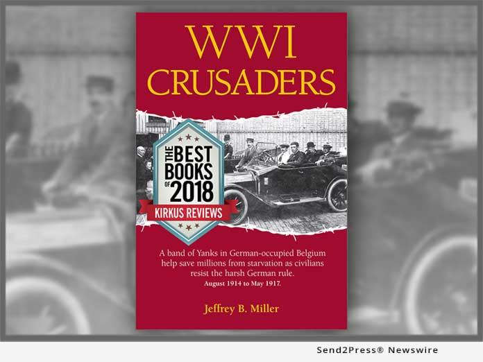 WWI Crusaders Book