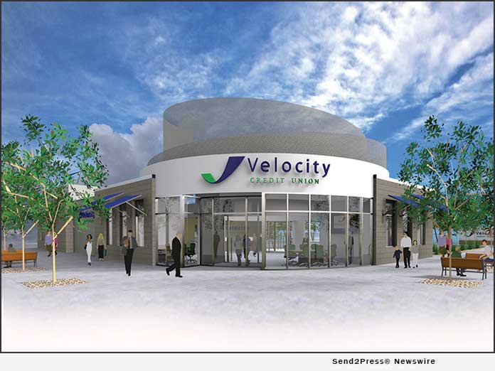 Velocity Downtown Branch Render