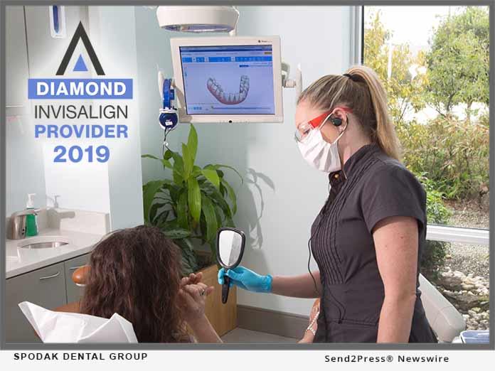 Spodak Diamond Invisalign Provider 2019