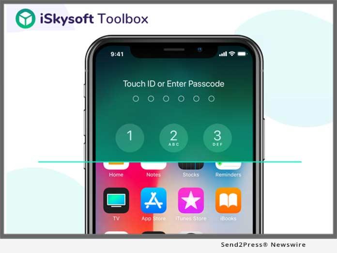 iSkysoft Toolbox 2019
